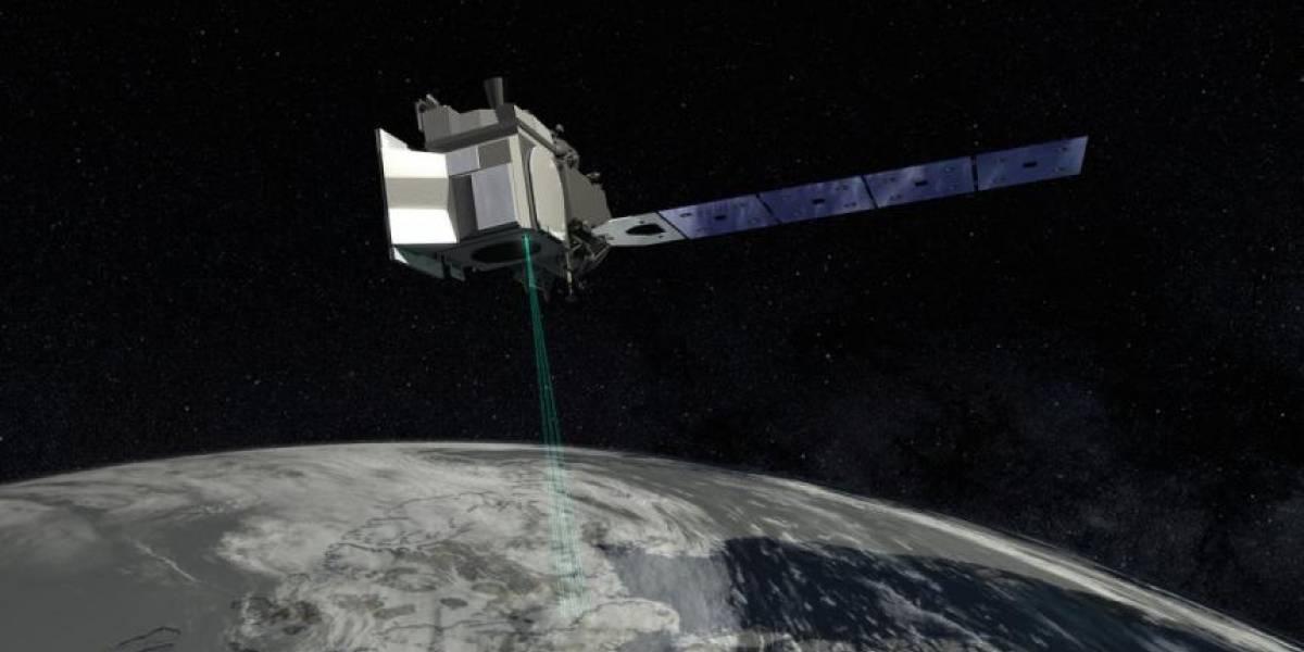 La Nasa utilizará un láser para medir las capas de hielo de la Tierra
