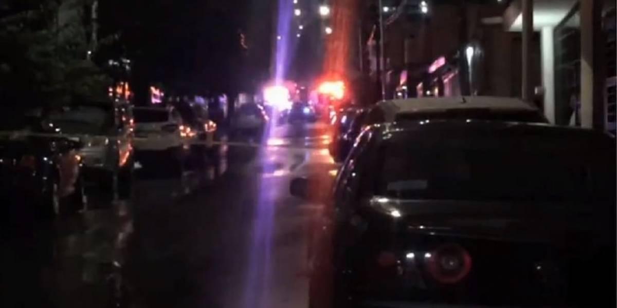 Muere estudiante arrastrada por corriente en Monterrey