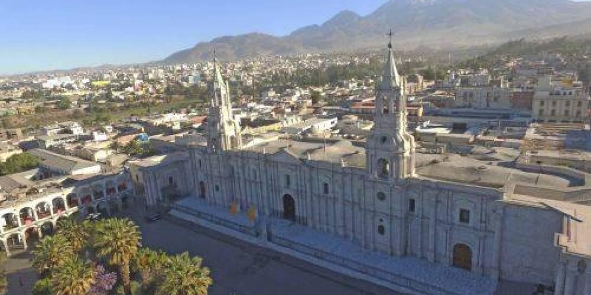 Terremoto de 5,8 grados sacude la región peruana de Arequipa
