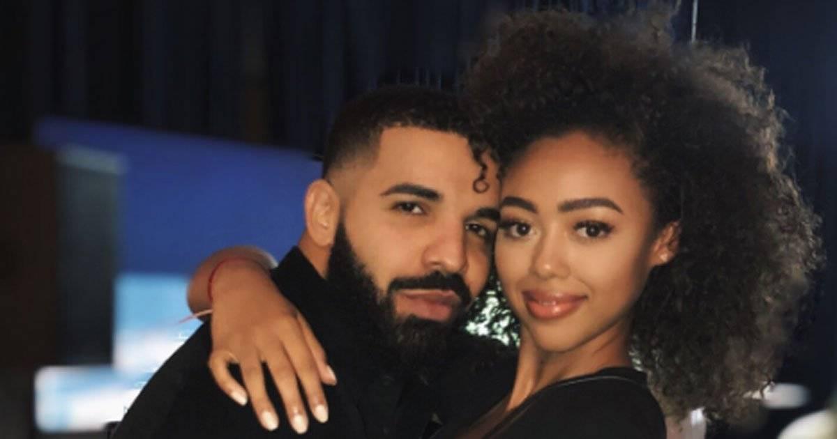 Drake e Bella Harris