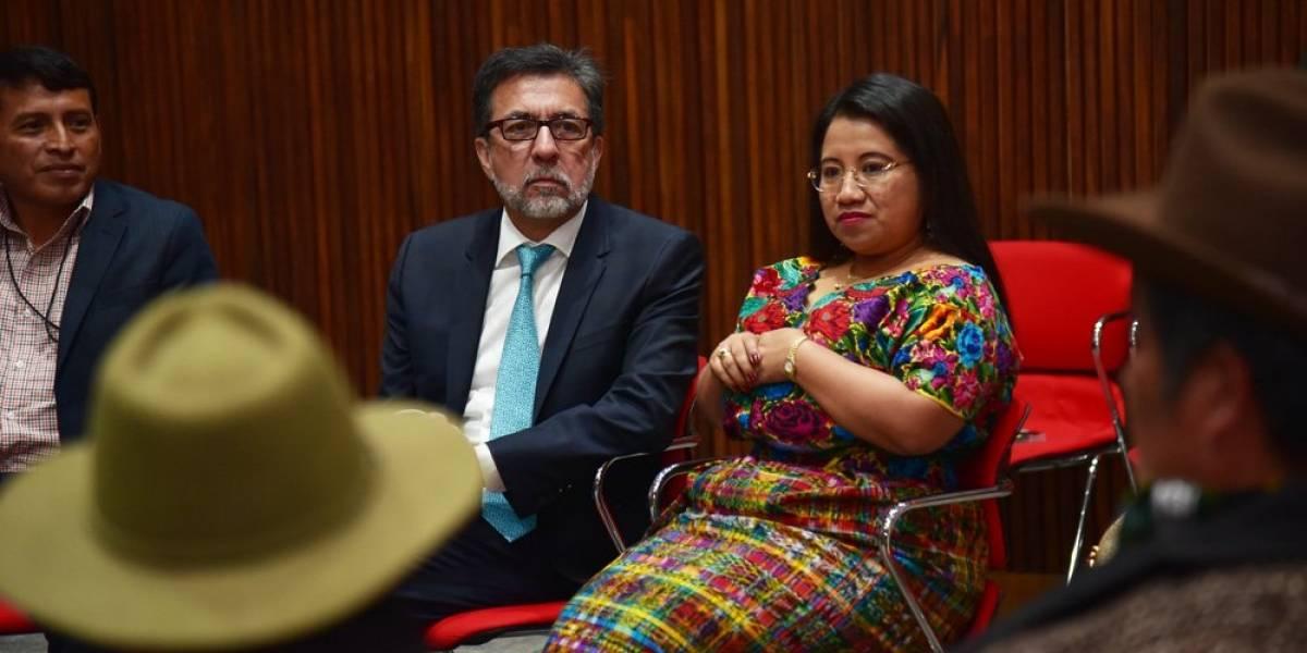 EE. UU. aboga por una CICIG reformada, según un mensaje del embajador Luis Arreaga