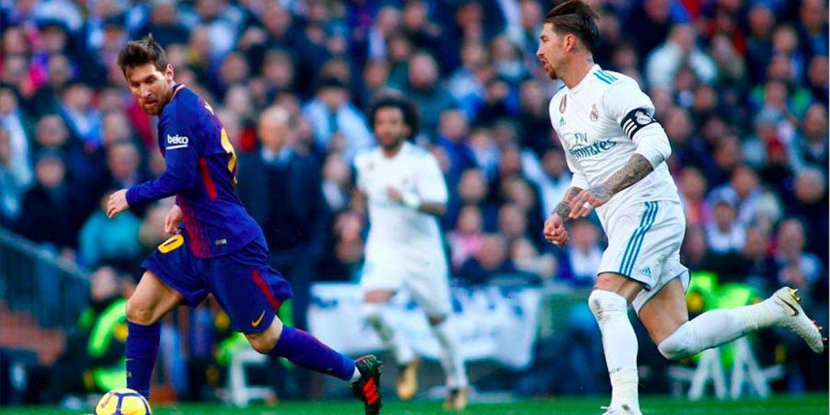 ¿A qué hora se jugará el Clásico entre el Barcelona y el Real Madrid?