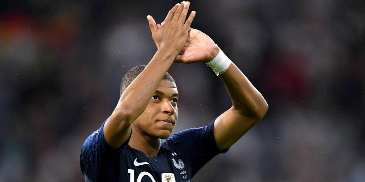 El Chelsea rechazó a Mbappé con 13 años por no defender