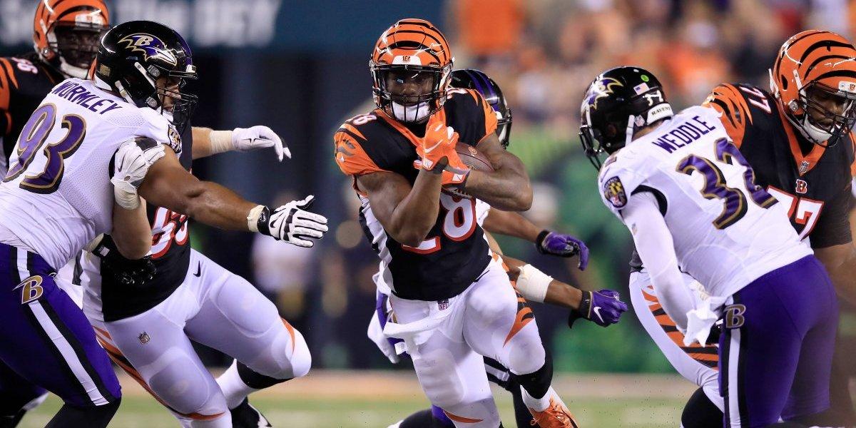 Dalton comanda triunfo de los Bengals sobre Baltimore