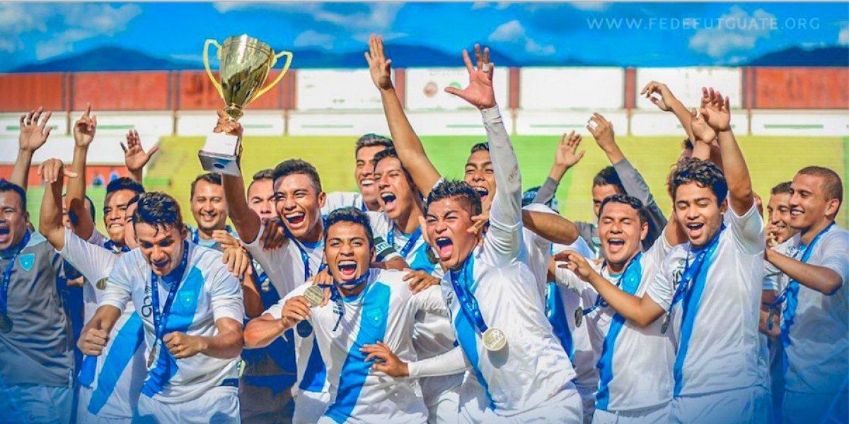 Guatemala conoce a sus rivales tras sorteo de Concacaf para Premundial Sub-20
