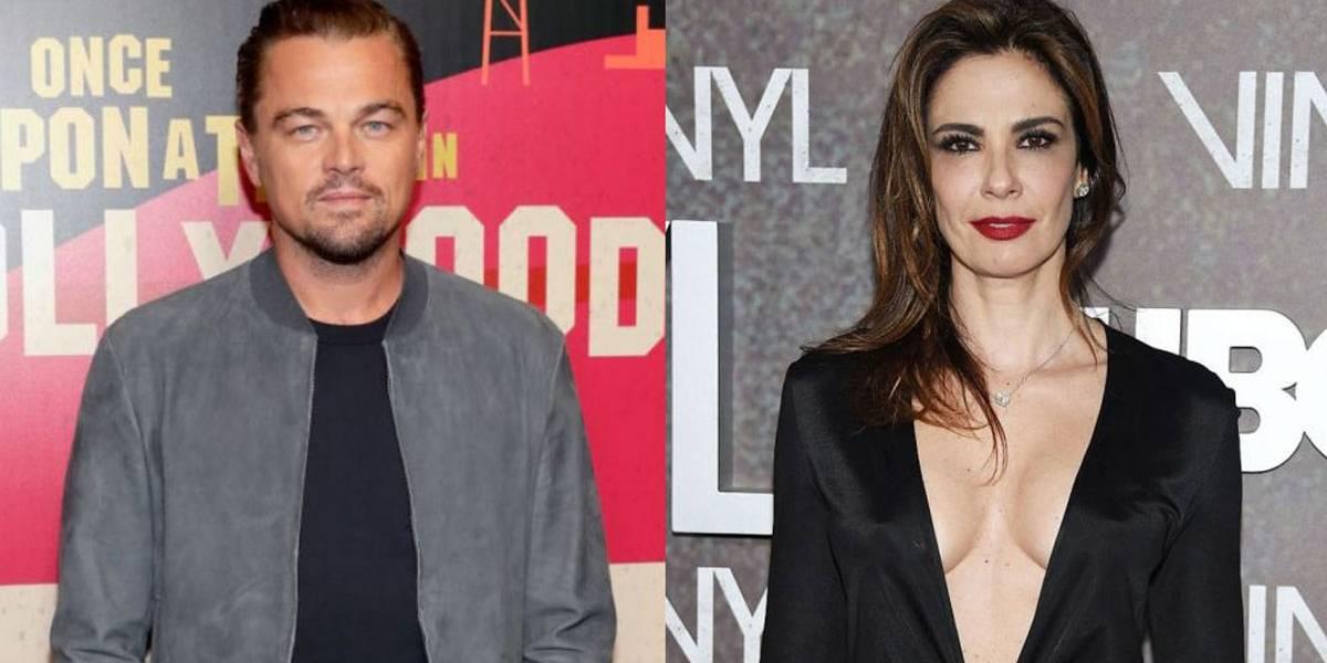 Leonardo DiCaprio e Luciana Gimenez? Internet pira com esse 'novo casal'