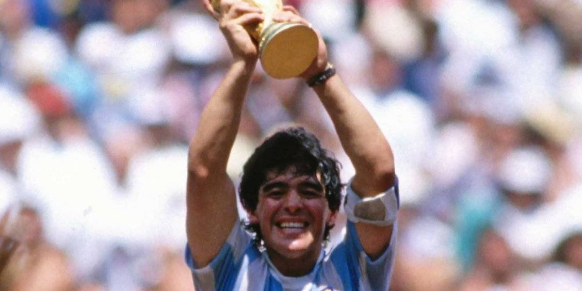 Fotógrafo japonés publicó imágenes inéditas de Diego Armando Maradona