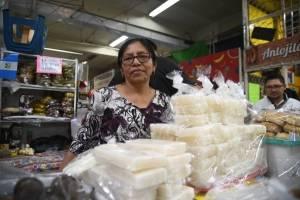 Vendedores del Mercado Central