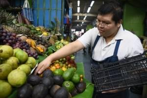 Vendedor de frutas
