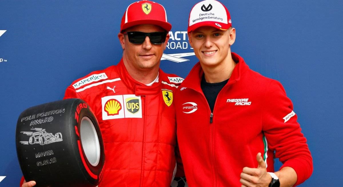Schumacher por el momento es el segundo lugar en la Fórmula 3 |GETTY IMAGES