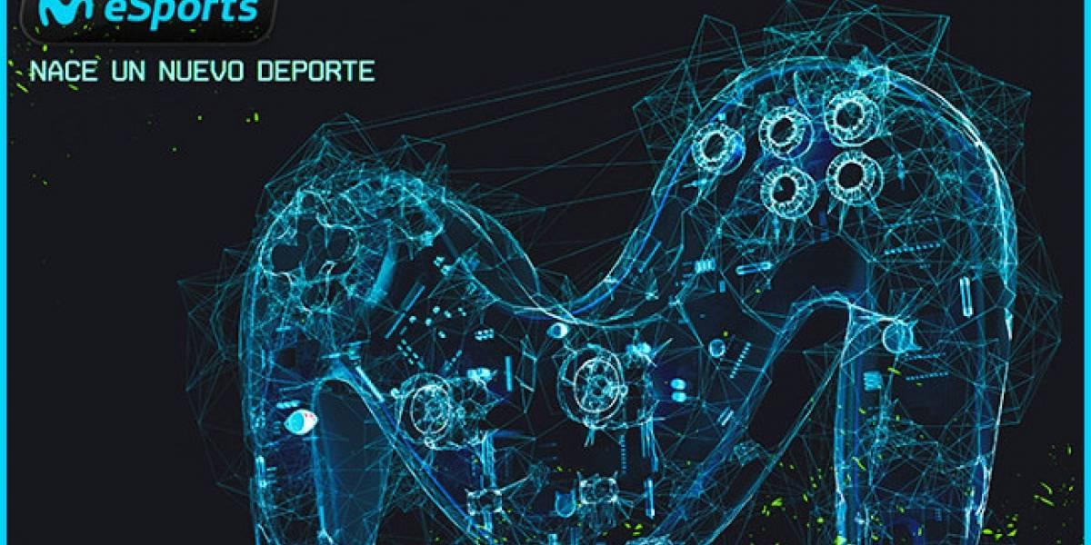 Movistar lanza su canal de eSports en varios países de Latinoamérica