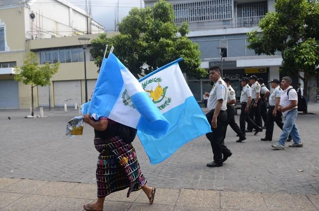 Celebración de los 197 años de Independencia. Foto: Omar Solís
