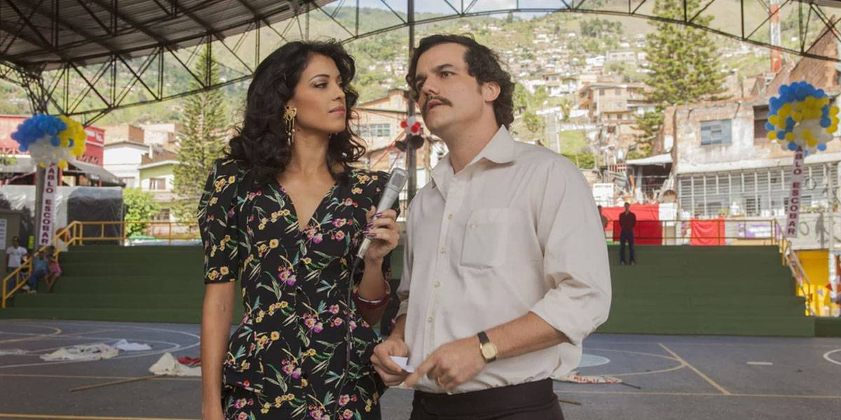 Narcos es demandada por la periodista examante de Pablo Escobar
