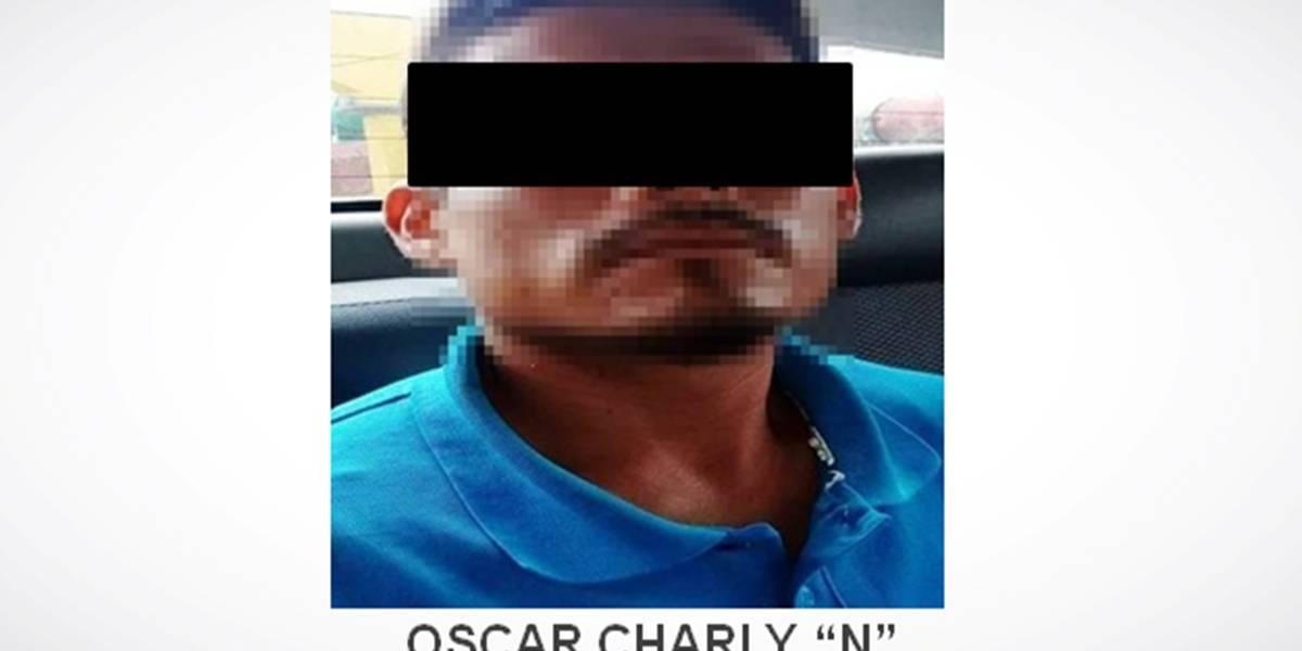 Capturan a sujeto que mató a su empleador para robarle