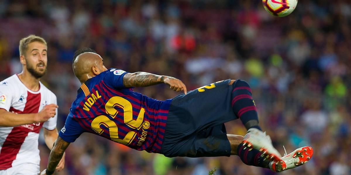 """La revelación de Manuel Iturra: """"Me llamaron de Barcelona para pedirme referencias de Arturo Vidal"""""""