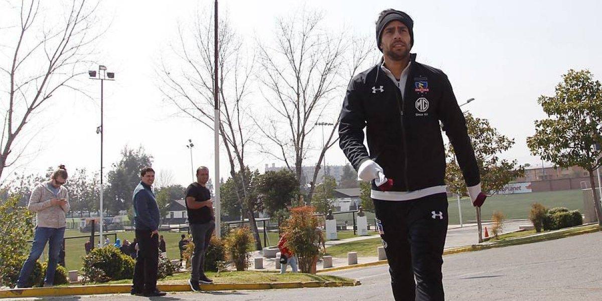 """Jorge Valdivia ya palpita el cruce con Palmeiras: """"Es el duelo más importante para Colo Colo en los últimos 21 años"""""""