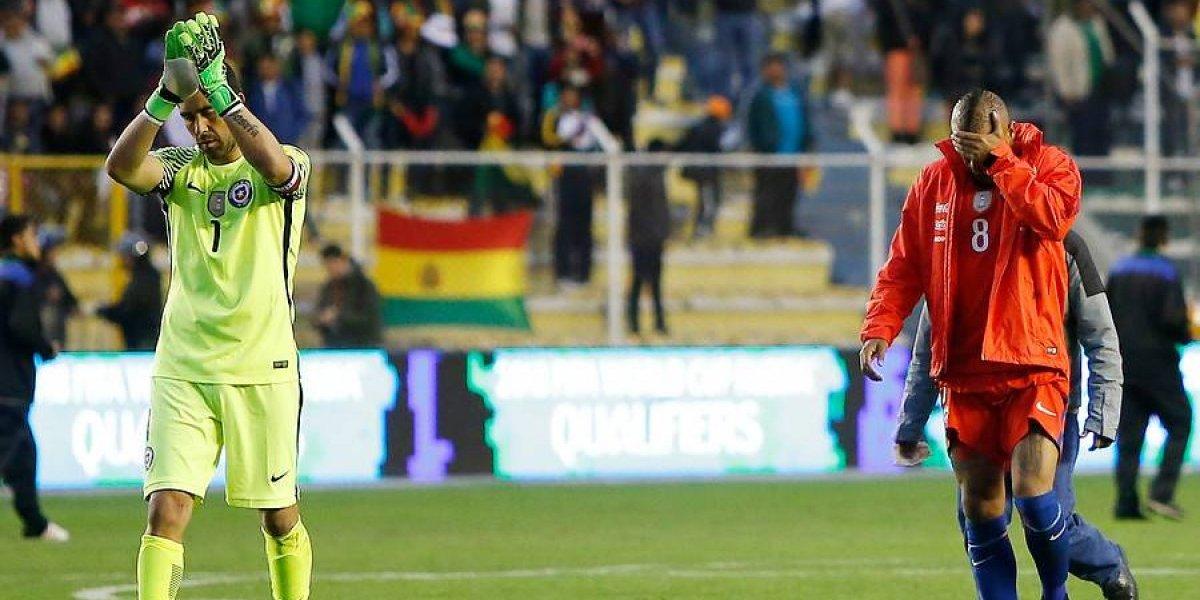 """Claudio Bravo sacó la voz: """"Me encantaría volver a jugar la Copa América y ganarla"""""""