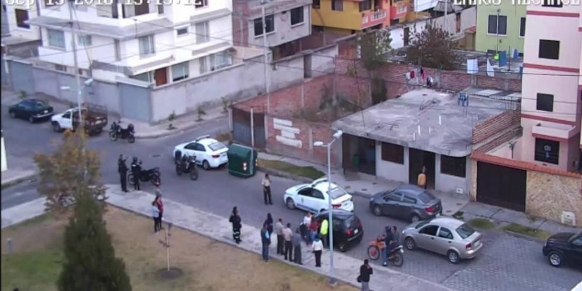 Se encontró un niño que se encontraba desaparecido en Riobamba