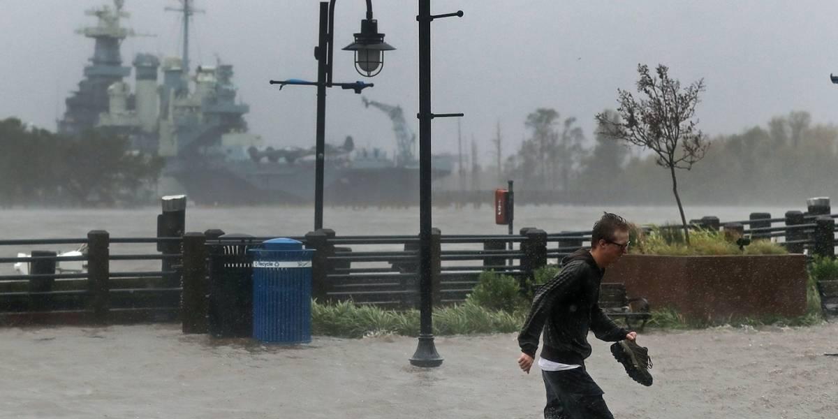 Científicos afirman que el cambio climático agrava los huracanes
