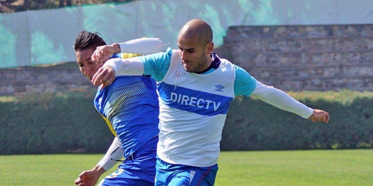 La UC sufrió una sorpresiva goleada ante Everton en San Carlos de Apoquindo