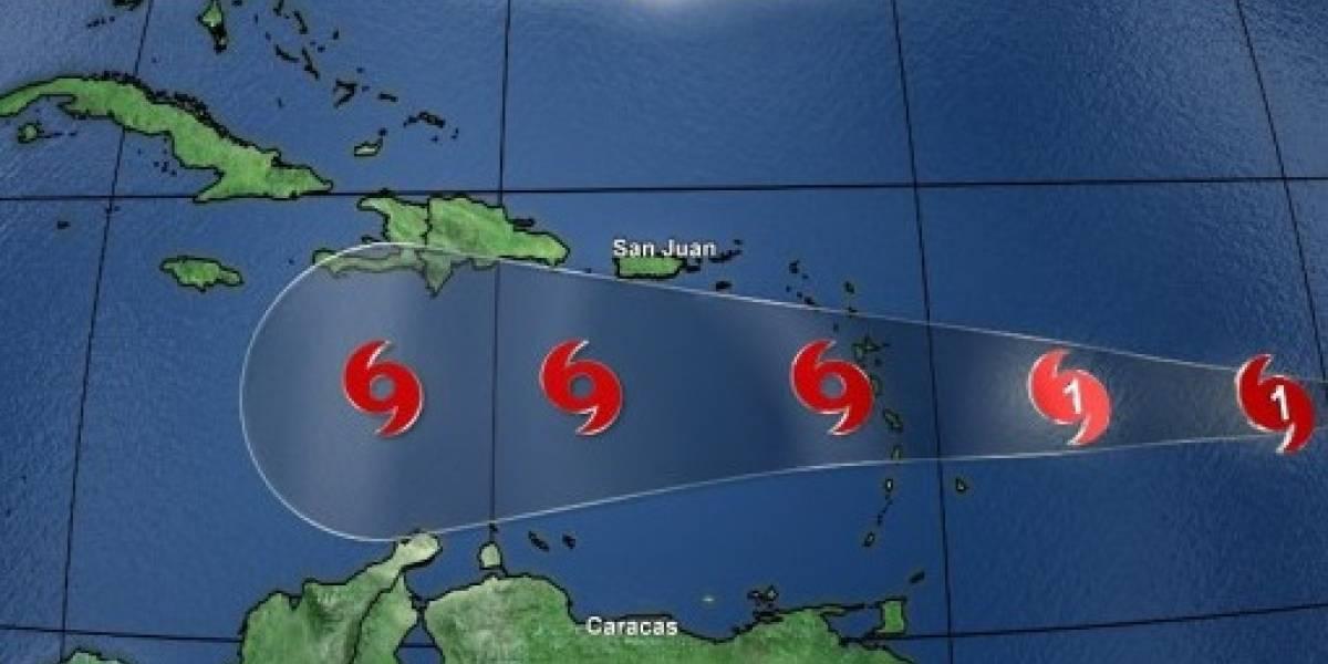 La tormenta tropical Isaac se degrada a depresión en el este del Caribe