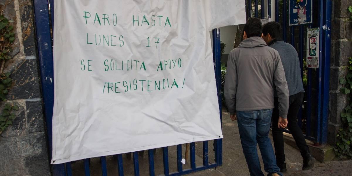 Continúan cerrados 10 planteles de la UNAM
