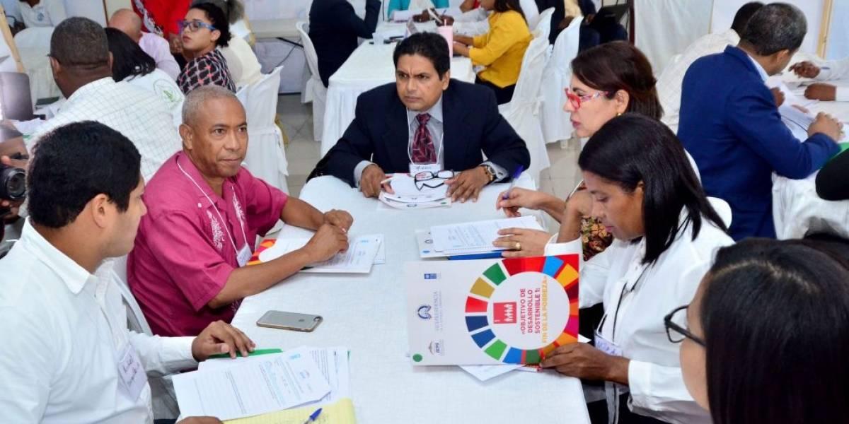 Vicepresidencia y PNUD inician consultas regionales para abordaje de ODS 1