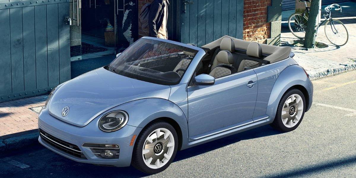Adiós, Escarabajo: Volkswagen dejará de fabricar el icónico Beetle