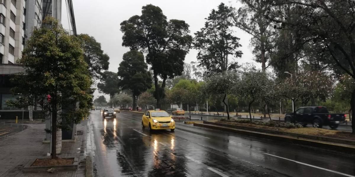 Inhami predice que continuarán las lluvias este 18 de septiembre