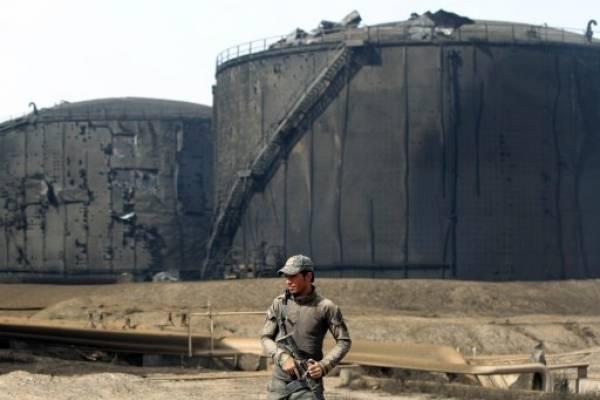 Petróleo del medio oriente