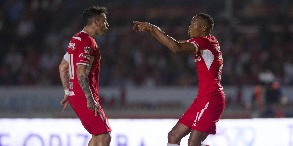 Sufrida victoria del Toluca sobre Veracruz