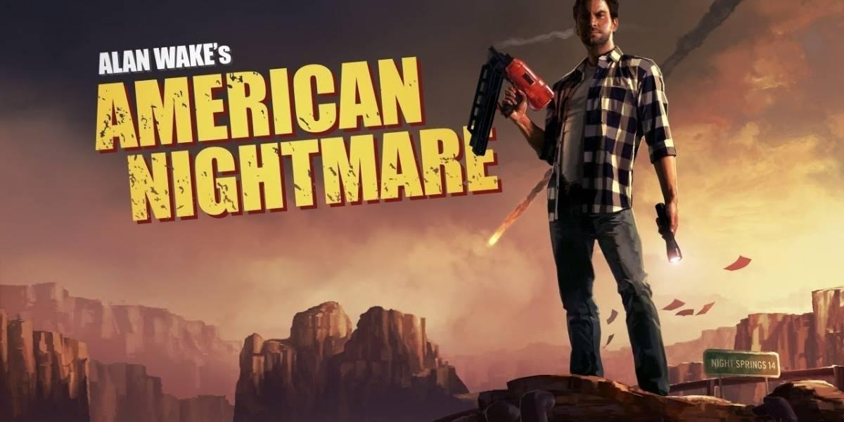 Humble Trove está regalando Alan Wake's American Nightmare, Limbo y más juegos para PC