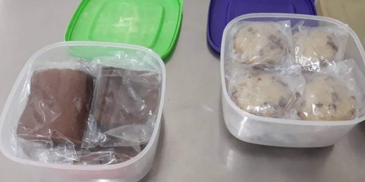 Una mujer fue detenida en la Universidad de Guayaquil por vender comida con droga
