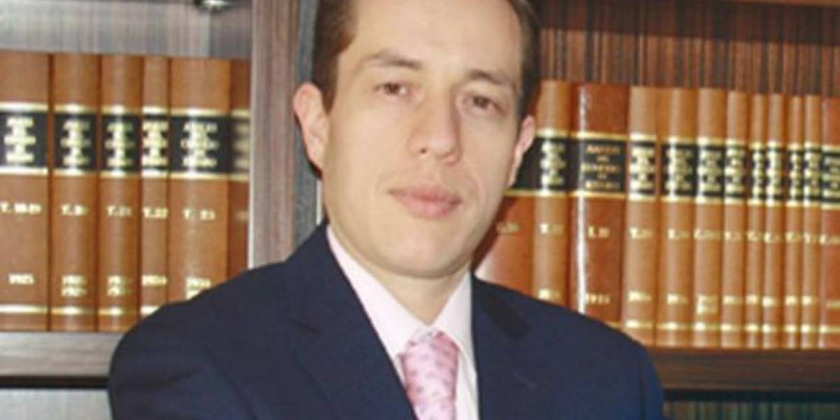 Este es Andrés Barreto, el nuevo superintendente de Industria y Comercio