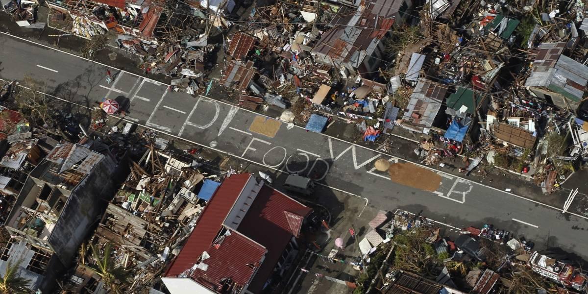 El súper tifón Mangkhut cambia su rumbo hacia China tras dejar 12 muertos en Filipinas