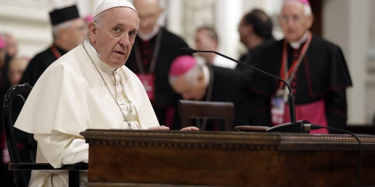 No se puede creer en Dios y ser mafioso: Papa Francisco en Sicilia