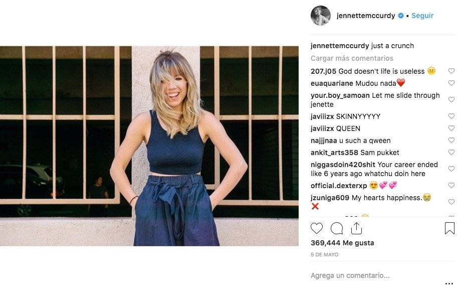 Jennette McCurdy,