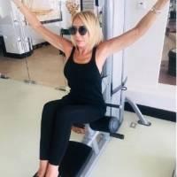 Laura Bozzo en Instagram