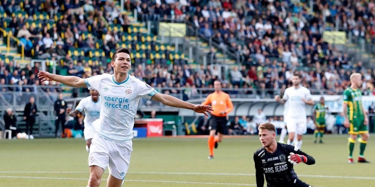 VIDEO: 'Chucky' Lozano marcó su tercer gol de la temporada con el PSV