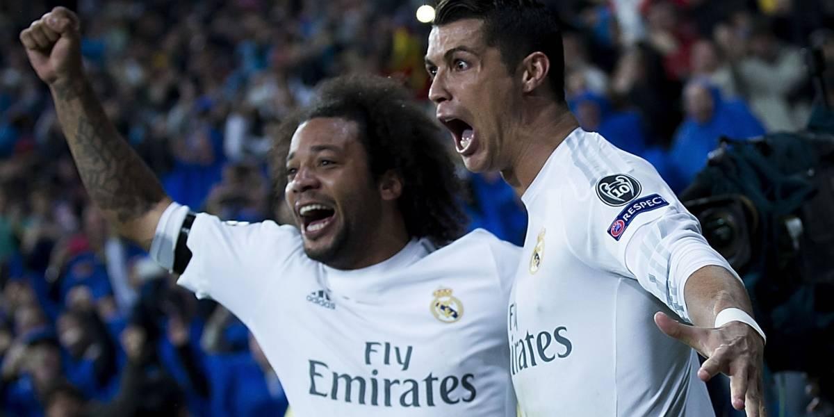 Marcelo ya no quiere que los madridistas recuerden a Cristiano