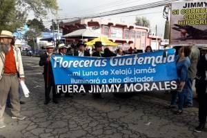 Desfile de Quetzaltenango.