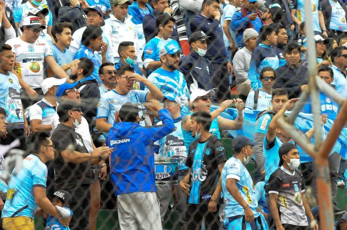 Macara recibe a Liga de Quito