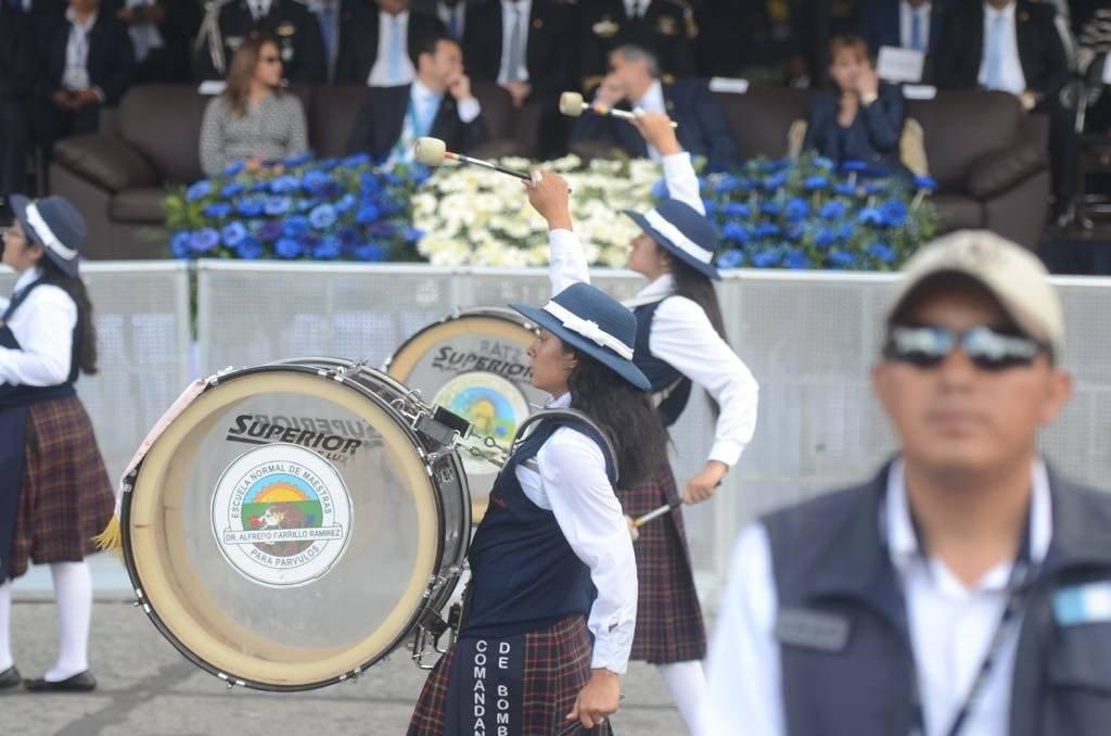 Fiestas patrias. Foto: Omar Solís