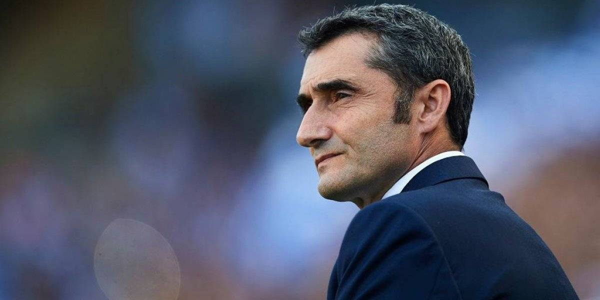 """Voltereta mundial: Presidente del Barcelona """"salva"""" a Valverde del despido"""