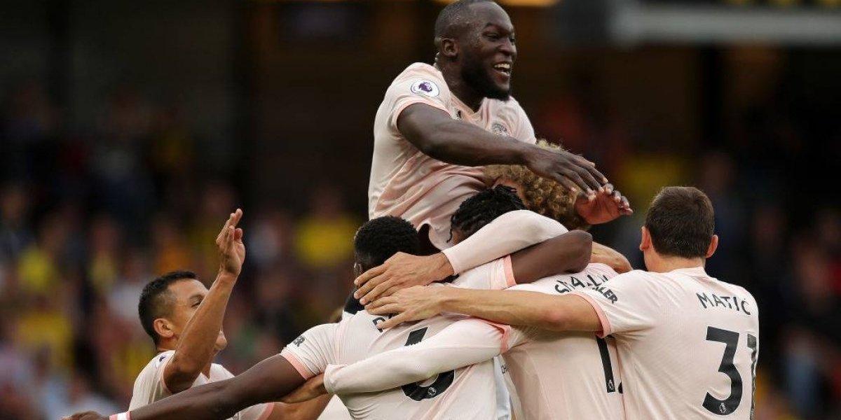 Así vivimos el preponderante triunfo del Manchester United de Alexis Sánchez sobre Watford