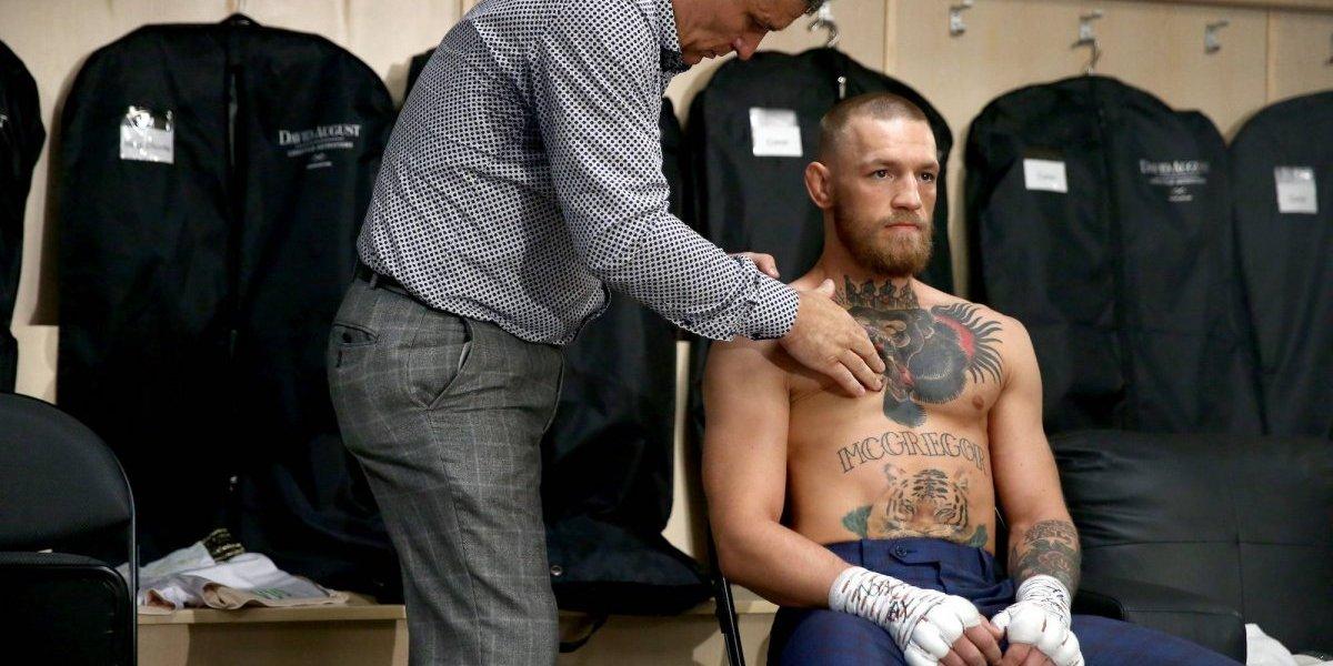 Conor McGregor recibe una nueva demanda