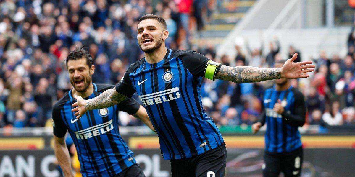 Inter buscará acercarse a la punta cuando reciba al Parma