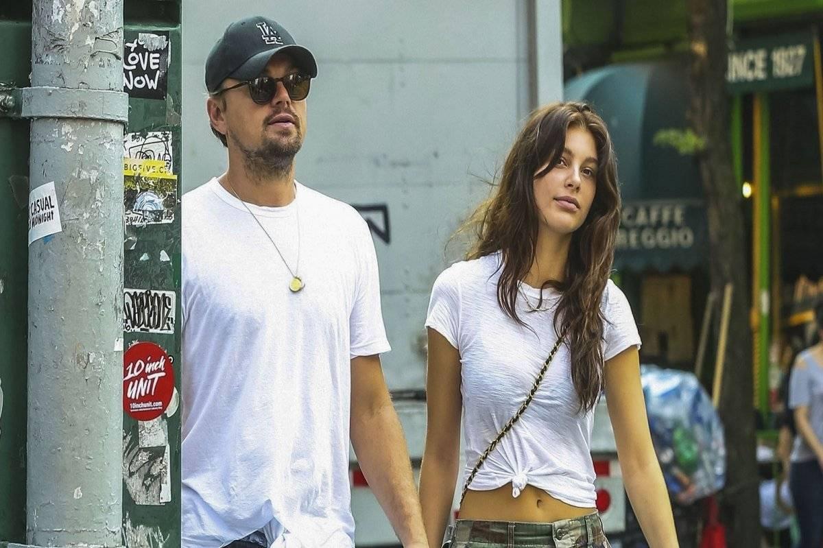 Leonardo DiCaprio Camila Morrone