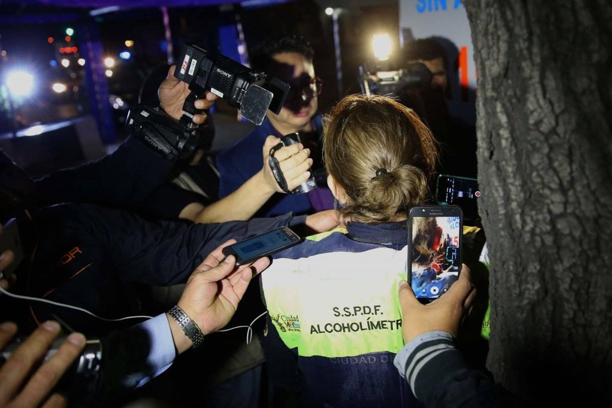 """Dicho arresto es calificado como """"inconmutable"""" lo que quiere decir que no puede ser reemplazado o evitado por una fianza económica. Foto: Cuartoscuro"""