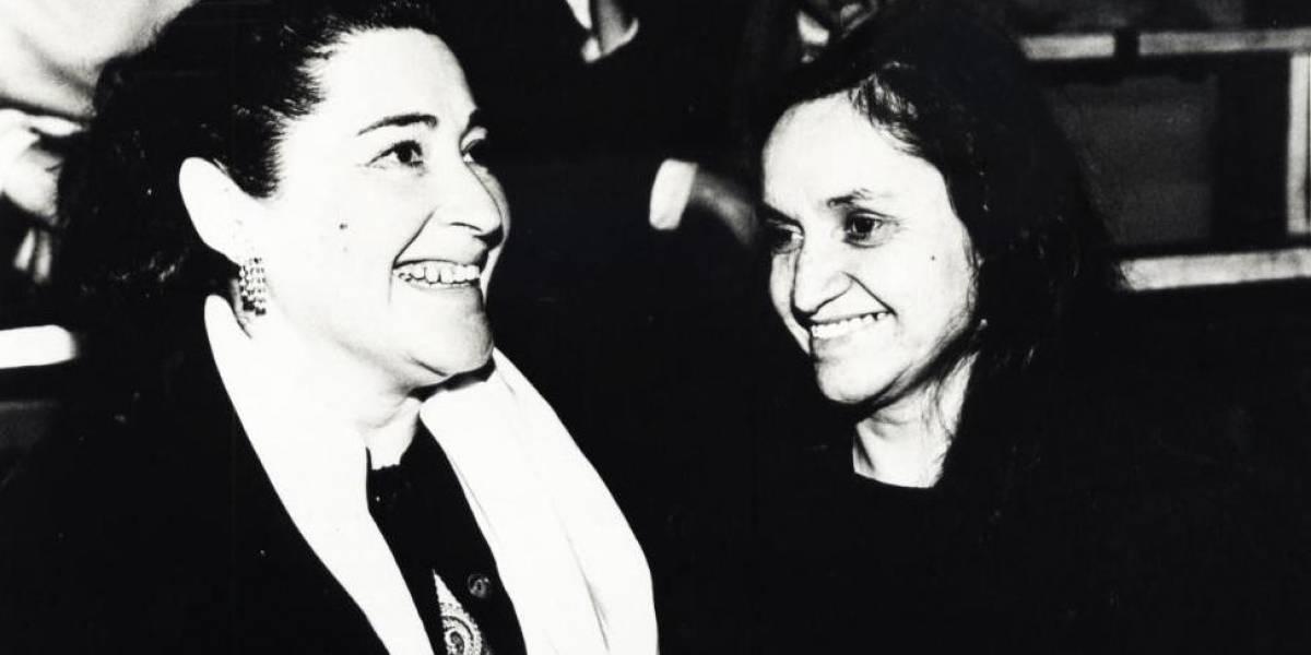 """Centenario de Margot Loyola: la comadre de Violeta se hizo inmortal después de """"vivir"""" un siglo..."""